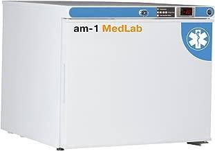 am-1 AM-LAB-CT-FSP-01 Counter Top Medical/Laboratory Freezer, MedLab Premium 1.7 cu. ft,20.4
