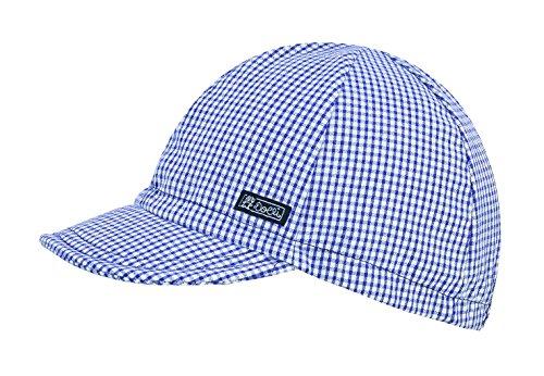 Döll Unisex - Baby Baseball Cap 002006941, Gr. 45, Blau (peacoat 3470)