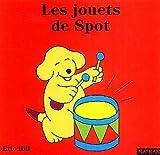 Les jouets de Spot