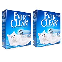 LOW DUST FORMULA: Enhanced everclean clumping formulation system that reduces crumbling crystal clump making extra strong crystal clump that are easier to remove from your cats paws. UNSCENTED: this fragrance-free formula system is made for cats and ...