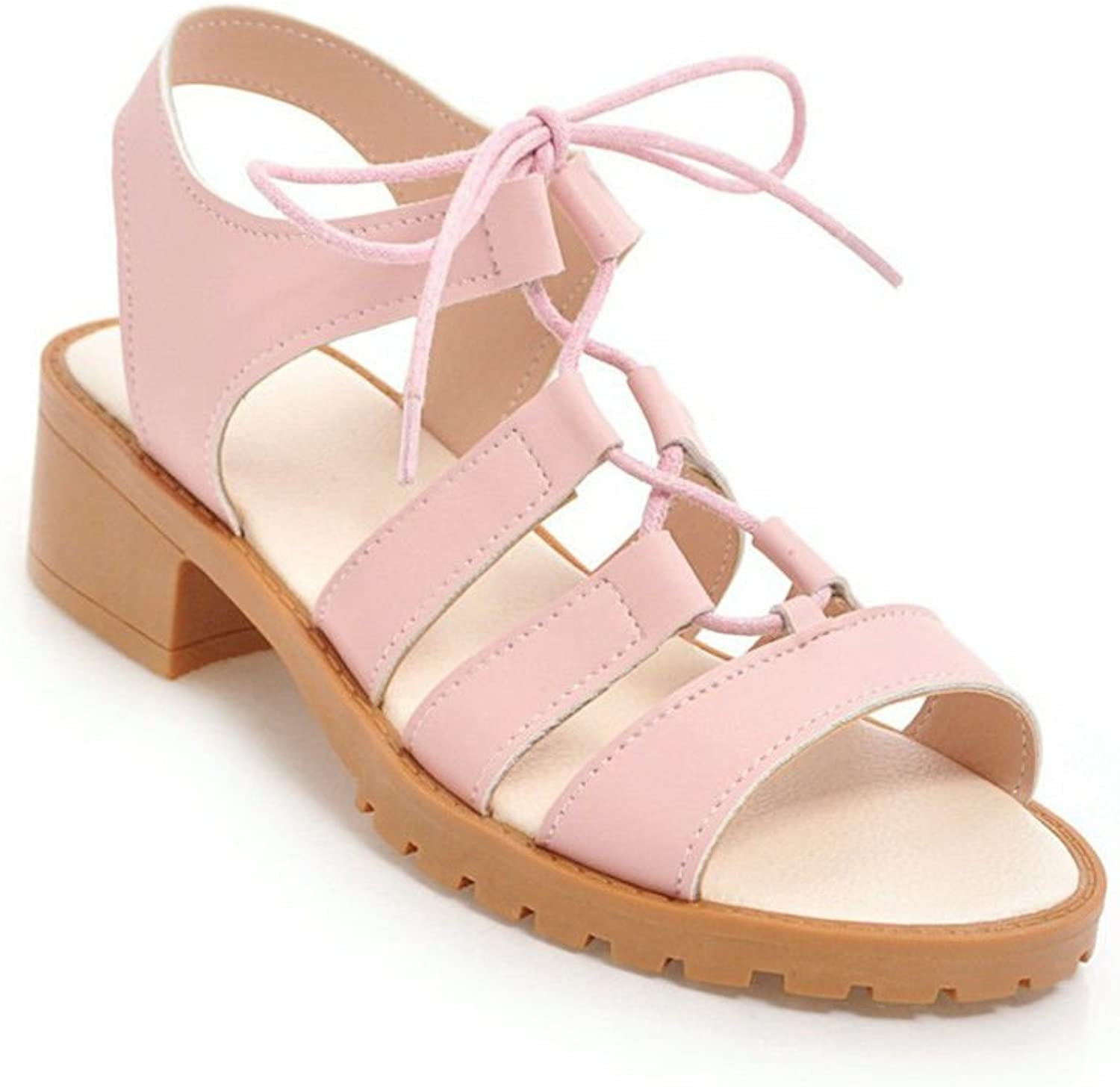 Summer Sandals Cross Strap Big, Bold with Students Women's shoes