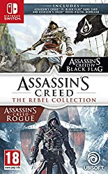Includes Assassin's Creed IV Black Flag with all its single-player DLCs on game card and Assassin's Creed Rogue digital download. Enhanced Features for the Nintendo Switch system In Assassin's Creed IV Black Flag become the most feared pirate in the ...