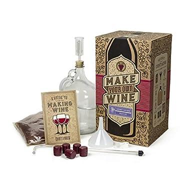 Craft a Brew Cabernet Sauvignon Wine Making Kit