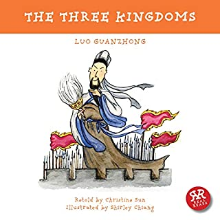 The Three Kingdoms audiobook cover art