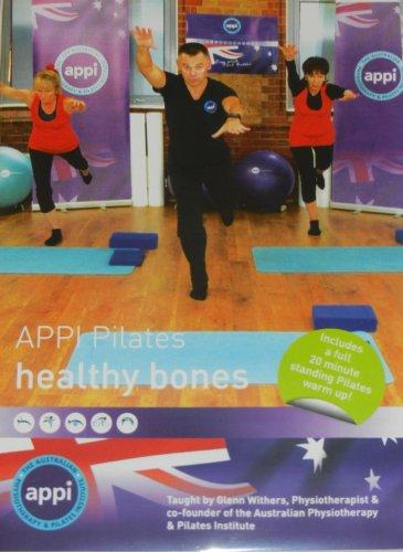 DVD Anglais APPI Pilates Santé des Os pour Ostéoporose