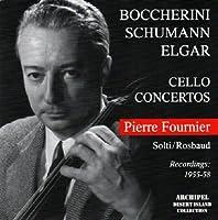 Elgar/Boccherini/Schumann: Cel