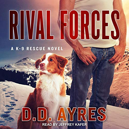Rival Forces audiobook cover art
