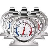 Termometro per Congelatore Frigorifero Serie Classica Termometro a Quadrante Grande Termom...