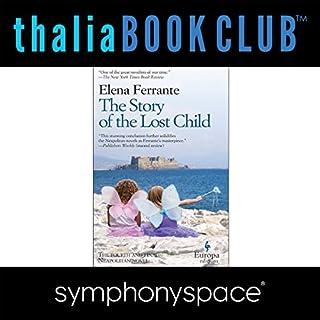 Thalia Book Club: Elena Ferrante's Neapolitan Novels cover art