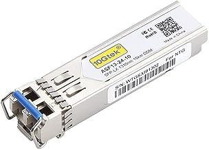 10Gtek® para Ubiquiti UF-SM-1G 1G SFP LX Monomodo, 1000Base-LX Gigabit SFP LC Módulo Transceiver, SMF, 1310nm, 10km