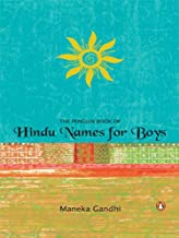 Penguin Book Of Hindu Names For Boys