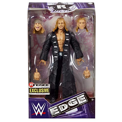 WWE Edge Limited Edition Ringside Exclusive Action Figure 2020 Wrestling Mattel