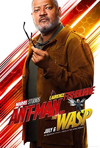 Import Posters ANT Man and The WASP – Goliath – U.S Movie Wall Print - 30CM X 43CM