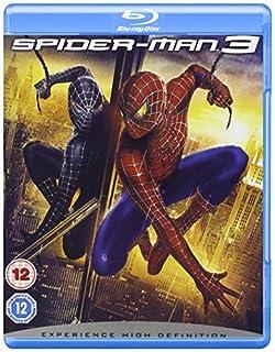 Spider-Man 3 [Blu-ray] [2007] [Region Free] (B000TCSWA4) | Amazon price tracker / tracking, Amazon price history charts, Amazon price watches, Amazon price drop alerts
