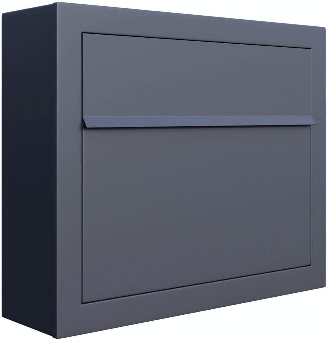 Elegance- Baltimore Mall Contemporary Designer Mailbox Discount is also underway Anthrac Powder-Coated in