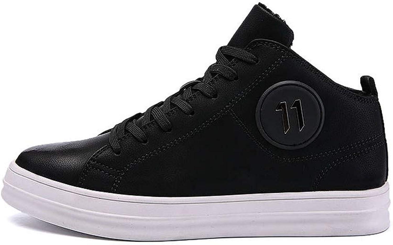 Schuhe hohe Casual Boardschuhe Flachboden Herrenschuhe