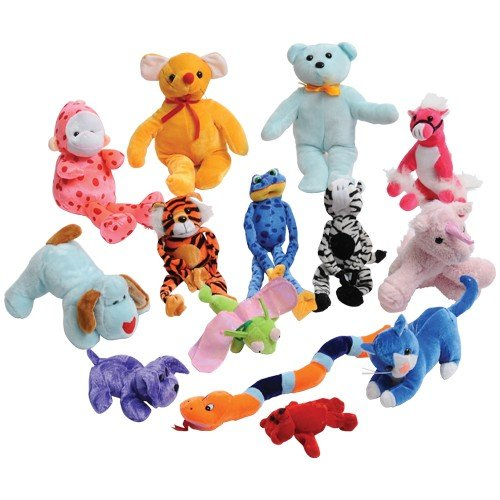 For Sale! SMALL ANIMAL ASST/24-PC, Sold By Case Pack Of 2 Sets