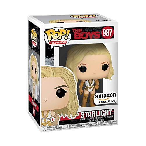 Funko Pop! TV: The Boys - Starlight in Bodysuit, Amazon Exclusive