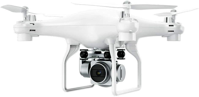 Chshe - Drohne Mit Hd-Kamera, X6 Einstellbar Weitwinkel 1080P 5Mp Hd Wifi-Kamera Fpv Live-Quadcopter-Drohne, Geschenke Für Freunde (Wei)