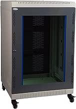 MASS RACK Floor Standing Network Rack 17U 600X600mm