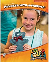 Camp Out Projects-With-A-Purpose Leader Manual (Group Weekend Vbs 2017)