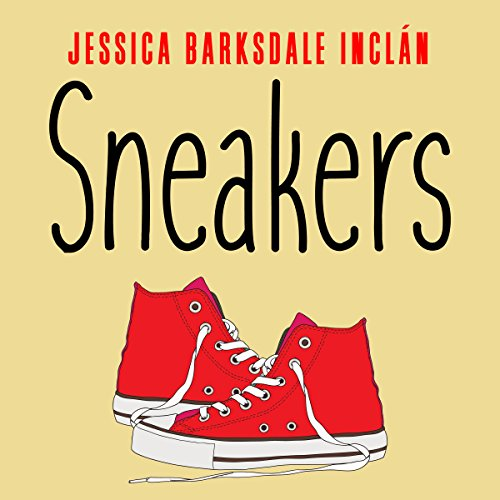 Sneakers audiobook cover art