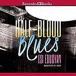 Half-Blood Blues cover art