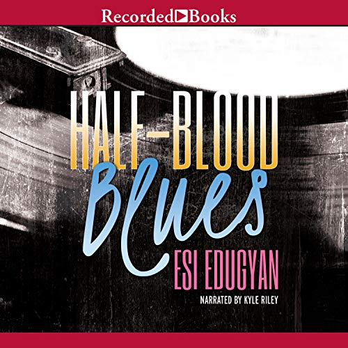 Half-Blood Blues cover art