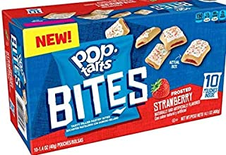Pop Tarts BITES Frosted Brown Sugar, 10 Count (Pack of 2)