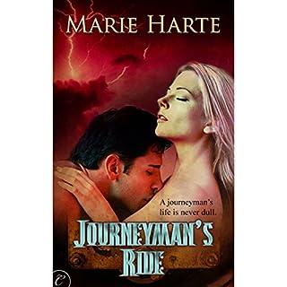 Journeyman's Ride audiobook cover art