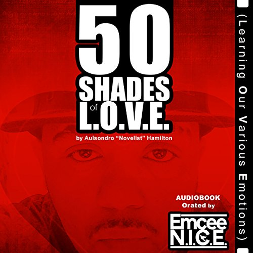 50 Shades of LOVE audiobook cover art