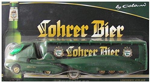 Lohrer Nr.15 Bier - Colani - Sattelzug mit Tankauflieger