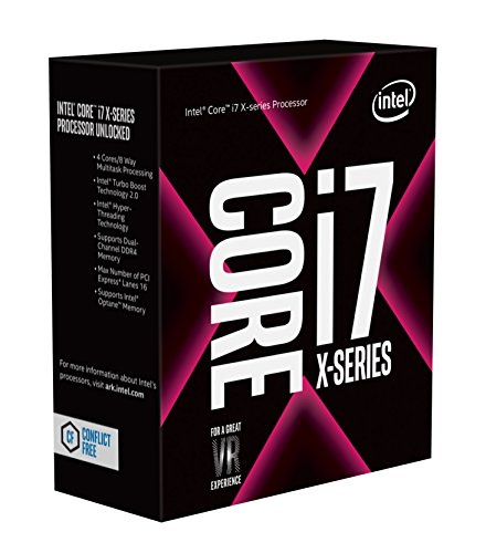 Procesador Intel Core i7-7740X X-Series