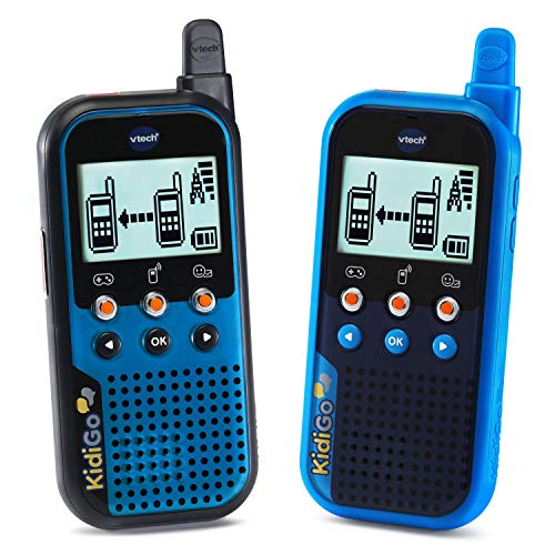 VTech KidiGo Walkie Talkies, Blue
