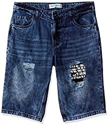 Poppers By Pantaloons Boys  Shorts