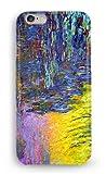 Funda Carcasa Claude Monet para Motorola Moto G4 G4 Plus Play G5 plástico rígido