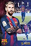 Lionel Messi Poster sscreation 30,5 x 35,6 cm