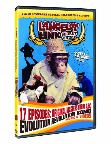 Secret Chimp [RC 1]