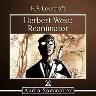 Herbert West: Reanimator cover art