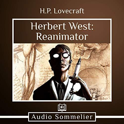 Herbert West: Reanimator audiobook cover art