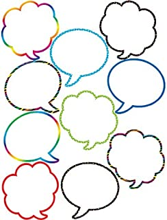Best speech bubble cutouts Reviews