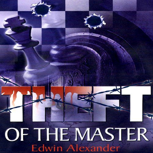 Theft of the Master audiobook cover art