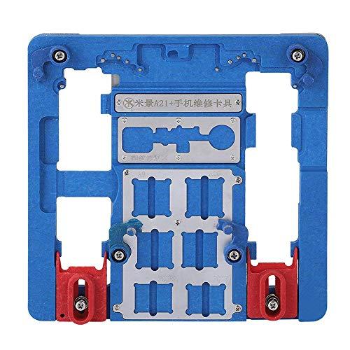Bewinner Tight Hold moederbord PCB-houder voor iPhone 5S / 6 / 6P / 6S / 6SP / 7 / 7P / 8 / 8P, het innovatieve ontwerp van de zwaluwstaartgesp, het Prop Phone Board stevig en stevig vast