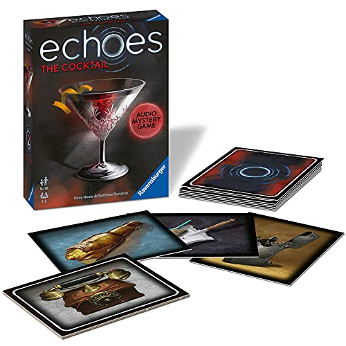 Ravensburger Echoes The Cocktail Audio...