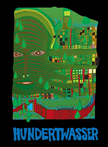 Hundertwasser (aktualisierte Ausgabe, dt./engl.): Complete Graphic Work 1951-1976 - Die Grafischen Arbeiten 1951-1976 - Mit Leinenbezug, Folienprägung und schwarzem Buchschnitt