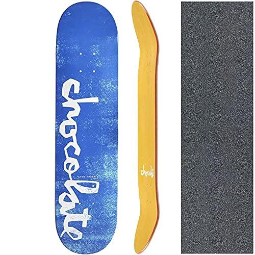チョコレート CHOCOLATE スケートボード デッキ ROBERTS ORIGINAL CHUNK DECK NO224 (7.75インチ, 7プライ)