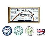 Petnat Dermacton Champú para Perros Itchy Antibacteriano y Antihongos, para Perros con Piel Sensible y alergias.