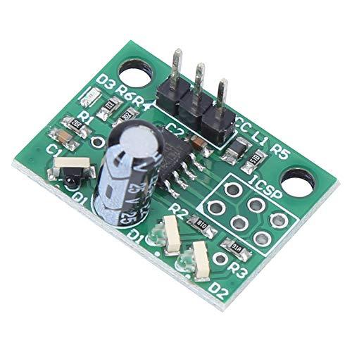 Sonda Ir Mini Sensore di Altezza differenziale per Stampante 3D Livellamento Automatico 1 Sensore 1 Cavo 2 Vite 4 Terminali Larghezza 24 Mm 0,9 Pollici Altezza 18 Mm 0,7 Pollici