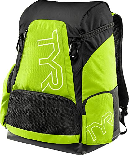 TYR Alliance Team Backpack - 45L - Yellow/Black