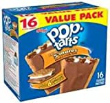 Pop Tarts Packaged Toaster Pastries